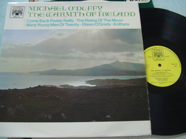 MICHAEL O'DUFFY - WARMTH OF IRELAND - SIGNED