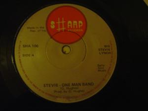 BIG STEVE LYNCH - SHARP RECORDS