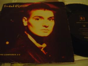 SINEAD O CONNOR - NOTHING COMPARES 2 U - ENSIGN { 254