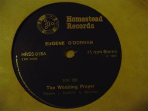 EUGENE O DORNAN - WEDDING PRAYER - HOMESTEAD { 265