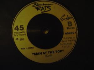 BOOMTOWN RATS - BANANA REPUBLIC - { 266