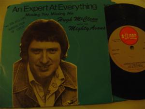 Hugh McLean & Avons - Expert at everything - Sharp Records