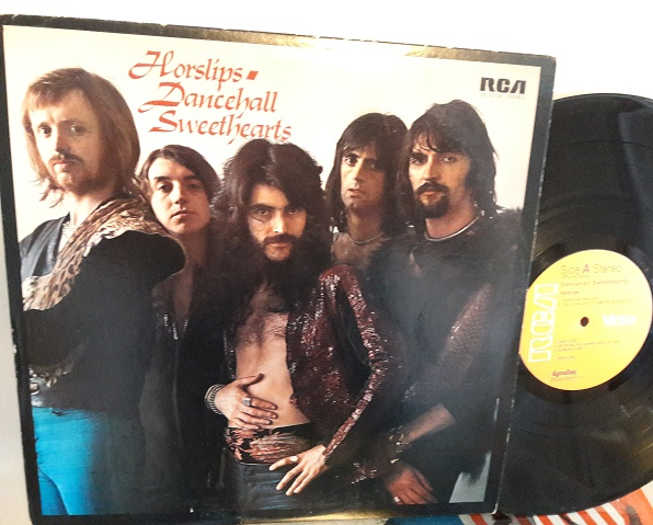 Horslips - Dancehall Sweethearts - RCA CLP1-0709 USA 1974