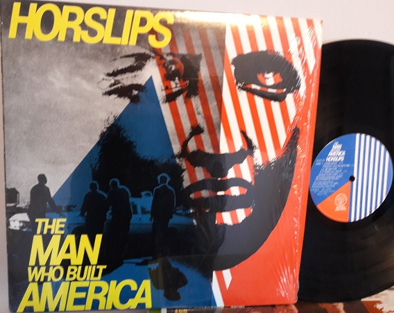 Horslips - The Man who built America - DJM 20 USA 1979 Mint-