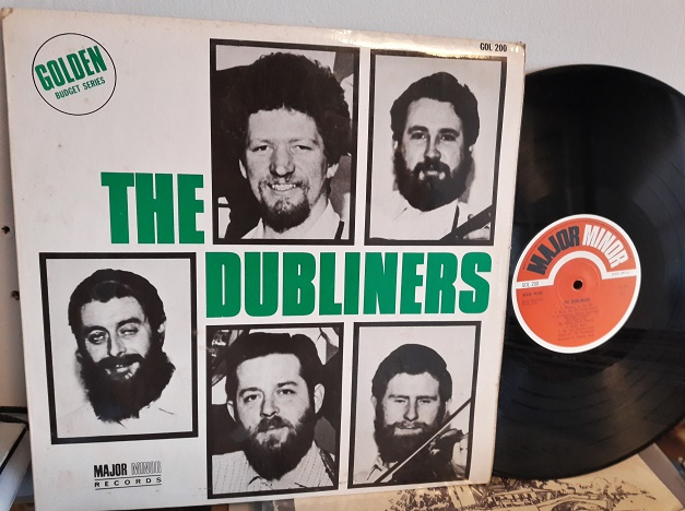 THE DUBLINERS - SELF TITLE - MAJOR MINOR 1968