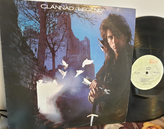 Clannad - Legend - Tara Records 3012 1984 Irish