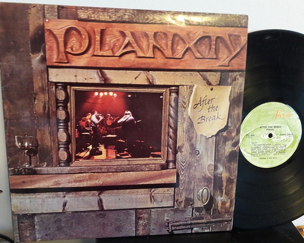 Planxty - After the break - Tara Records 3001 - Irish 1979