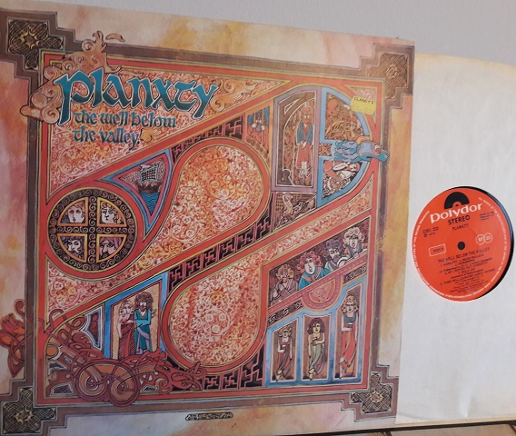 Planxty - Well below the Valley - Polydor 2383232 - Irish 1973