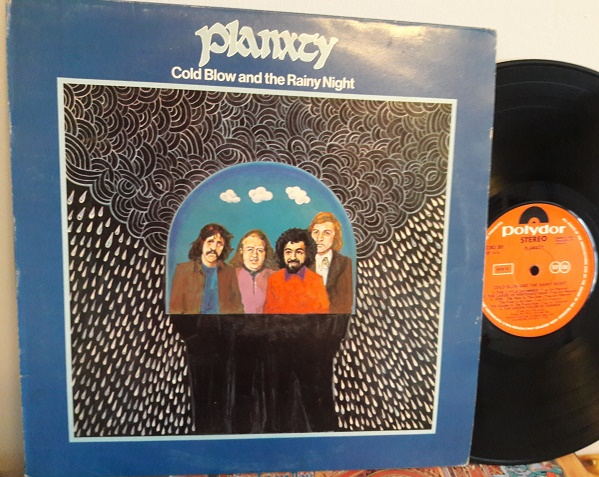 Planxty - Cold blow & rainy Nigh - Polydor 2383301 - Irish 1974