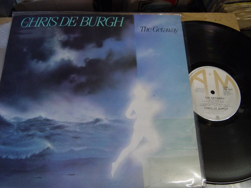 Chris De Burgh - The Getaway - A & M { UK Pressing }