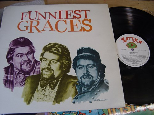 Brendan Grace - Funniest Graces - Bottler LP 1313