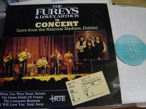 The Fureys & Davy Arthur - In Concert - RTE