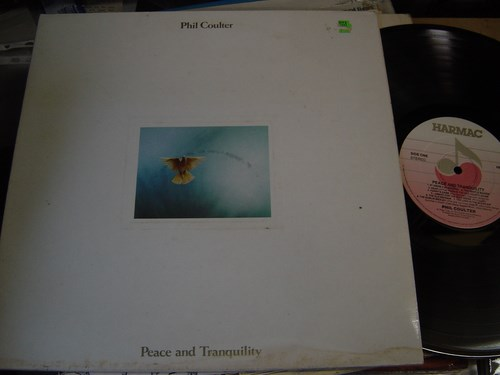 Phil Coulter - Peace & Tranquility - Harmac HM 1 { 1985 }
