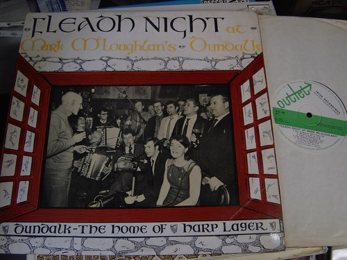 Fleadh Night at Mark McLoughlin's Dundalk - Outlet Records 1968