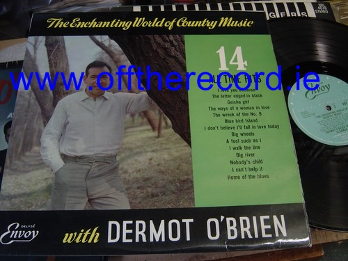Dermot O'Brien - Enchanting World of Country Music - Envoy 1964