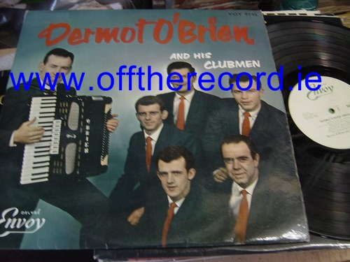 Dermot O'Brien - And His Clubmen - Envoy 1964
