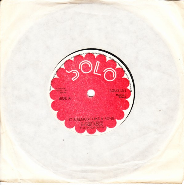 Solo 151 - Dickie Rock 1978