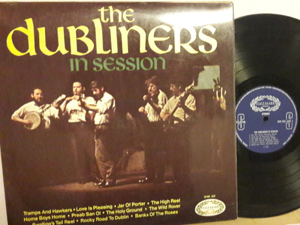 The Dubliners - In Session - Hallmark Records 1964
