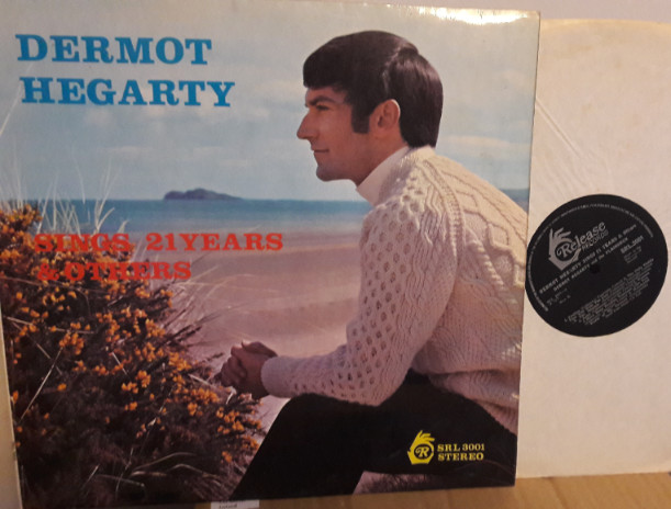 Dermot Hegarty - Sings 21 Years & Others - Release SRL3001