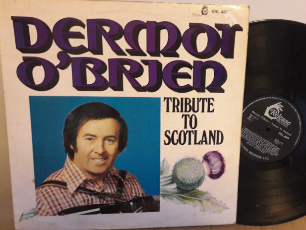 Dermot O'Brien - Tribute to Scotland - Release BRL 4049