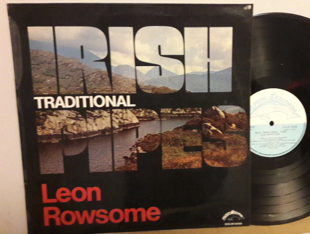 Leon Rowsome - Irish Traditional Pipes - Dolphin DOLM 5008