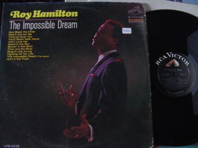 ROY HAMILTON - THE IMPOSSIBLE DREAM - RCA NORTHERN SOUL