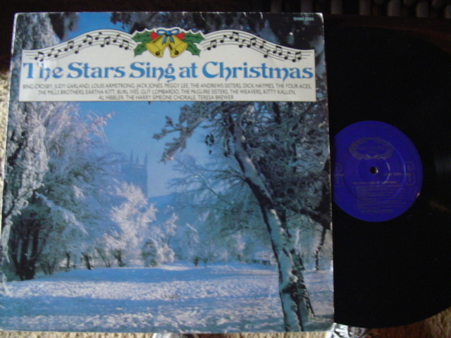 VARIOUS - THE STARS SING AT CHRISTMAS - HALLMARK