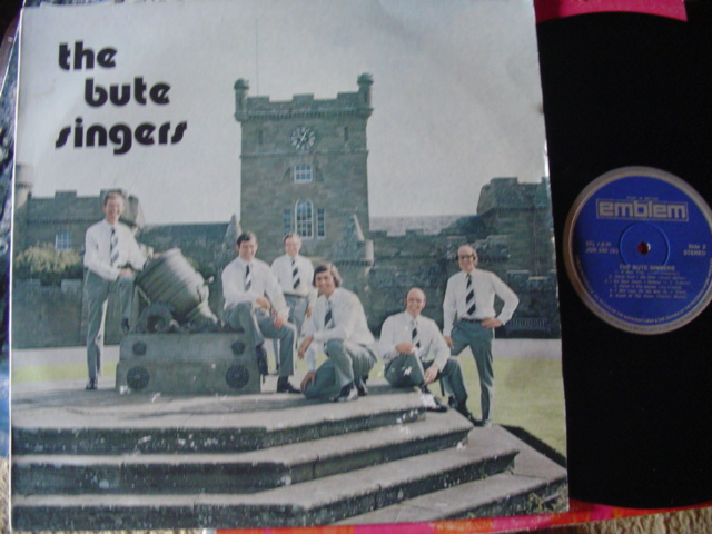 THE BUTE SINGERS - SELF TITLE - EMBLEM RECORDS