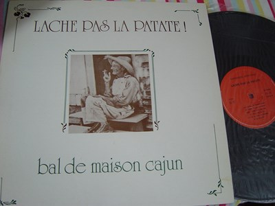 Cajun - Lache pas la Patate - Expression Records French