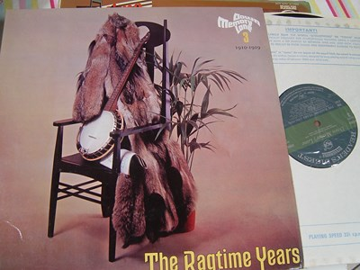 Various Artists - The Ragtime Years # 3 - Readers Digest