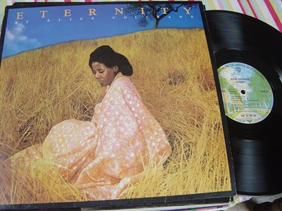 Alice Coltrane - Eternity - Warner Brothers WB 56198 Germany