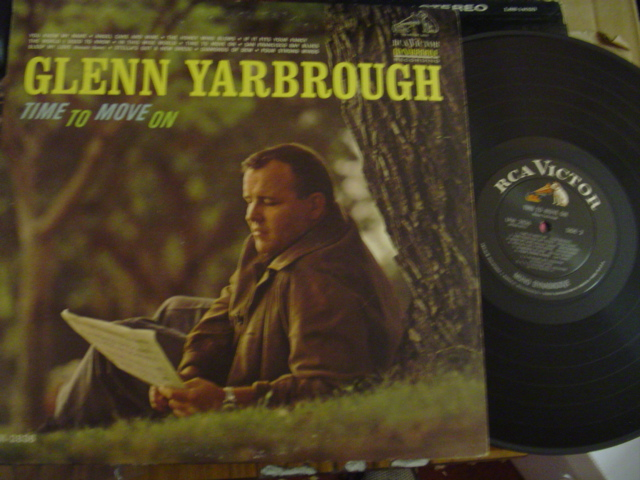 GLENN YARBROUGH - TIME TO MOVE ON - RCA 1964