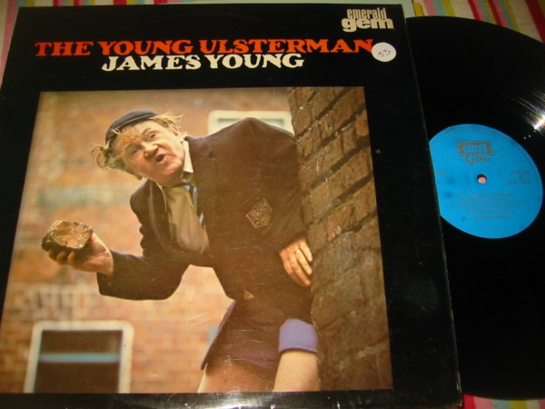 JAMES YOUNG - YOUNG ULSTERMAN - EMERALD RECORDS { 153