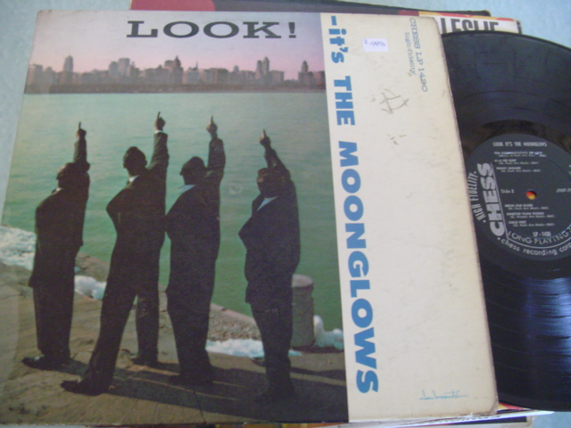 INK SPOTS - SELF TITLE - CROWN RECORDS - J 1155