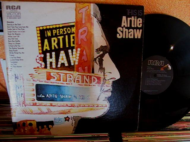 ARTIE SHAW - THIS IS - RCA 2LP - J 625
