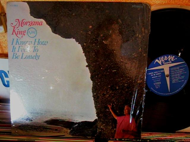 MORGANA KING - KNOW HOW IT FEELS - VERVE - J 631