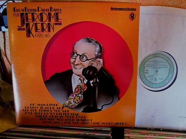 JEROME KERN - DANCE BAND 1926 - 46 - WRC