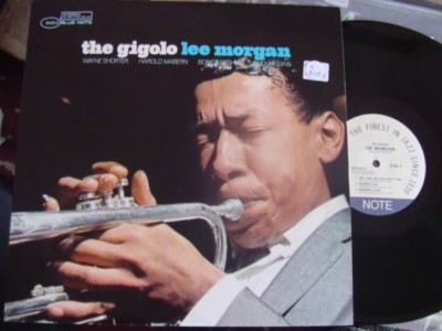 LEE MORGAN - THE GIGOLO - BLUE NOTE { J 848