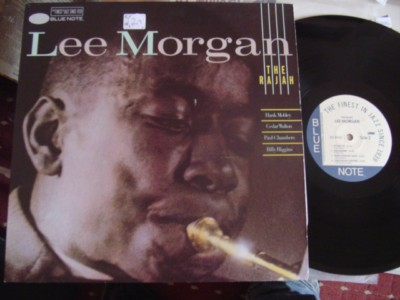 LEE MORGAN - THE RAJAH - BLUE NOTE { J 849
