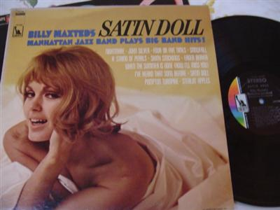 BILLY MAXTED - SATIN DOLL - LIBERTY - J 3