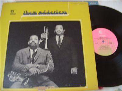 ADDERLEY BROTHERS - THEM ADDERLEYS - LIMELIGHT { J 27