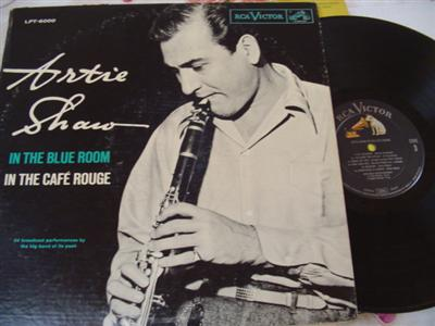 ARTIE SHAW - IN THE BLUE ROOM - RCA 2LP [ J 28