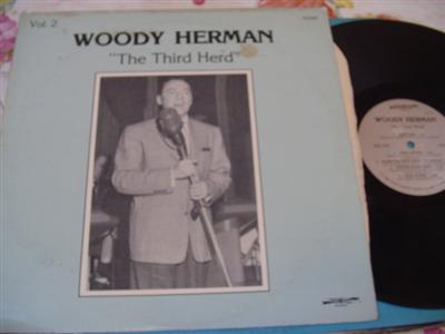 WOODY HERMAN - THE THIRD HERD - DISCOVERY { J 50