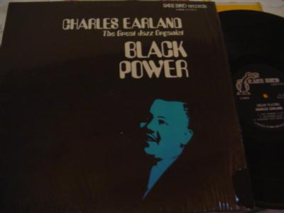 CHARLES EARLAND - BLACK POWER - RARE BIRD { J 58