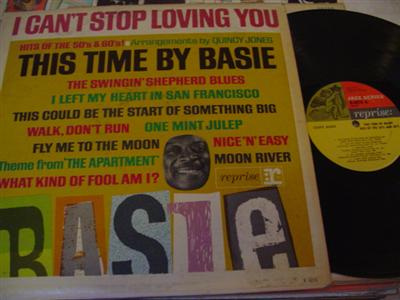 COUNT BASIE - HITS OF 50s & 60s - REPRISE { J 76