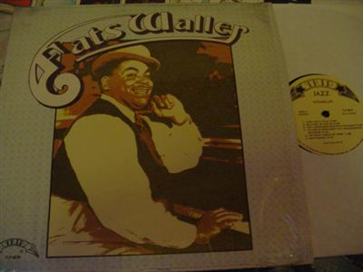 FATS WALLER - SELF TITLE - TRIP RECORDS { J 83