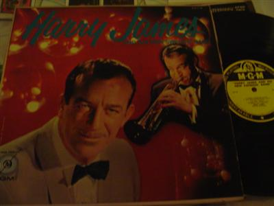 HARRY JAMES - SWING BAND - MGM { J 87