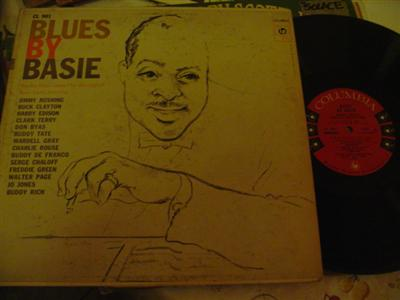 COUNT BASIE - BLUES BY BASIE - COLUMBIA { J 115