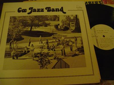 COE COLLEGE JAZZ BAND - AUDIO HOUSE { J 731