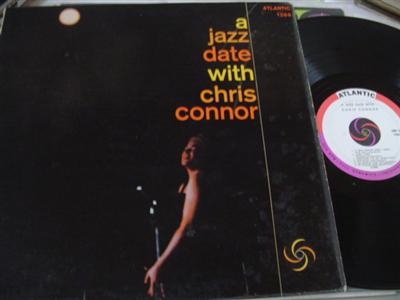 CHRIS CONNOR - JAZZ DATE WITH - ATLANTIC { 764